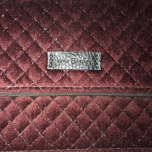 Vera Bradley Bags - Vera Bradley RFID All In One Crossbody, Maroon